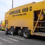 mobilna wulkanizacja TIR Warszawa